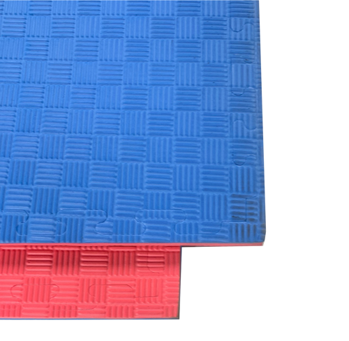 20mm Red Blue 5Line Pattern 2
