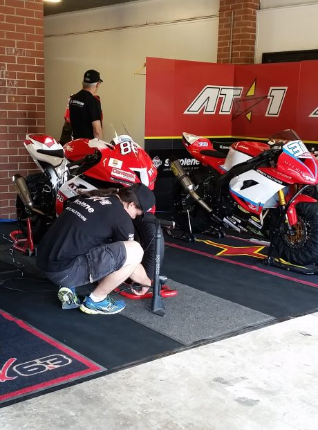 AT1 Racing Mats