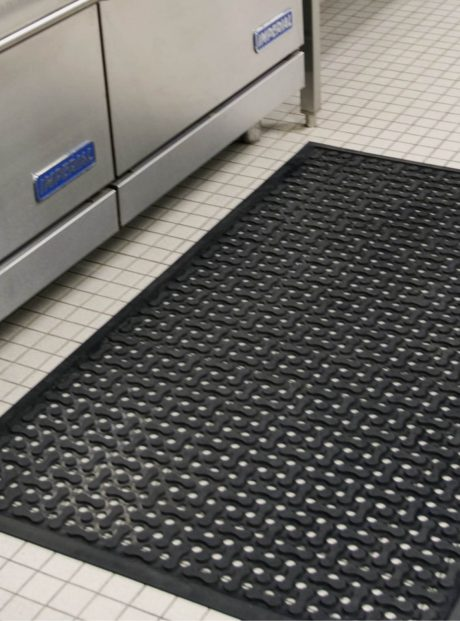 Clean Flow Rubber Mat