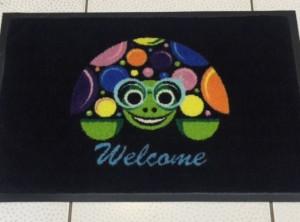 Crazy Design Welcome Mats