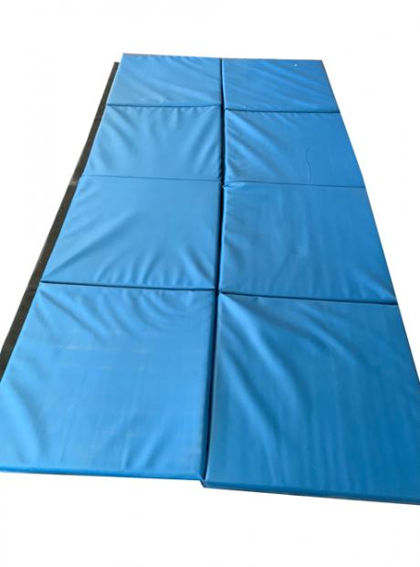 Blue Full Exercise Mat 120x240cm