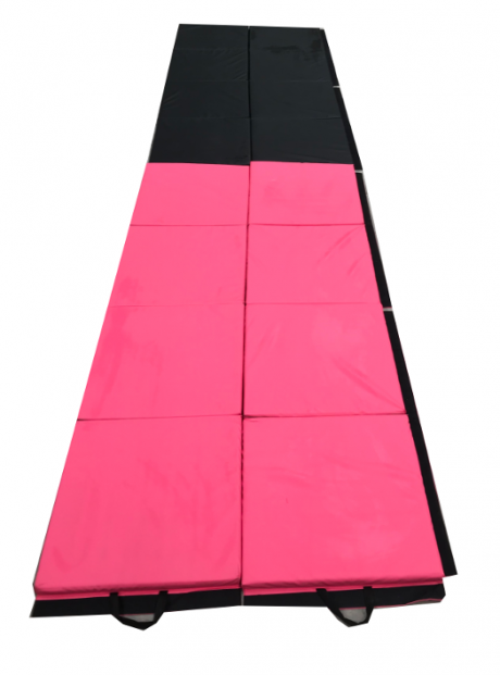 Full Pink x Full Black Joined