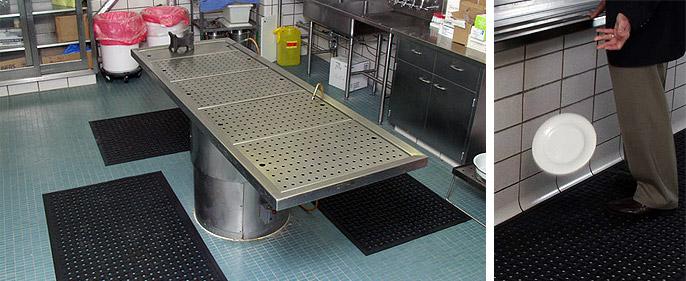 Clean Thru Kitchen Mat